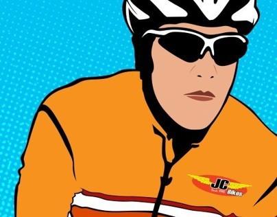 Comunicação Visual JC Bikes | Promova Propaganda