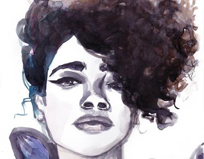 Lianne La Havas Portrait