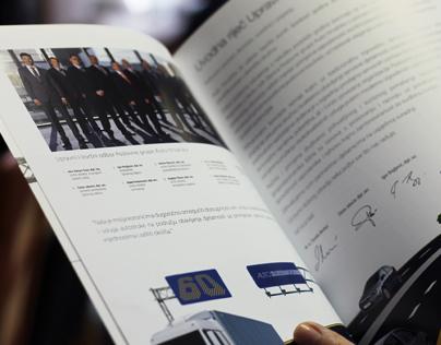 Annual report Auto Hrvatska
