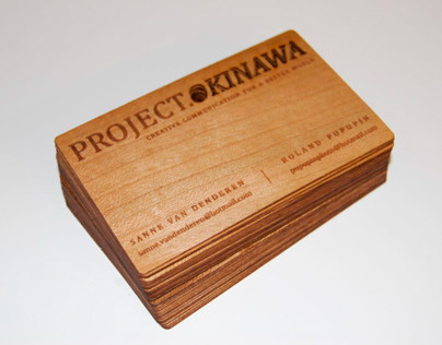 Cherrywood business cards