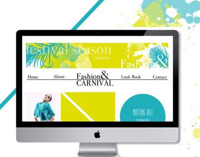 Fashion - Mobile and Web Design (Responsive)