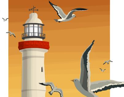 Flight of the Seagulls