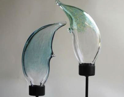 Glass Object / Hot Glass Blowing 2012 / Sıcak Cam Üfle