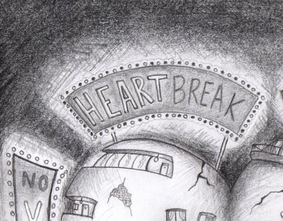 For broken hearted lovers