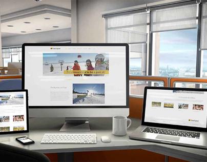 Careers Website Design