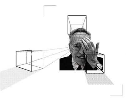 Perspective of Achille Castiglioni