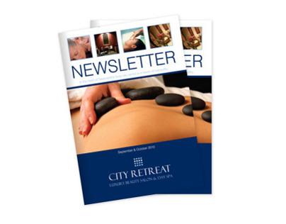 City Retreat Branding