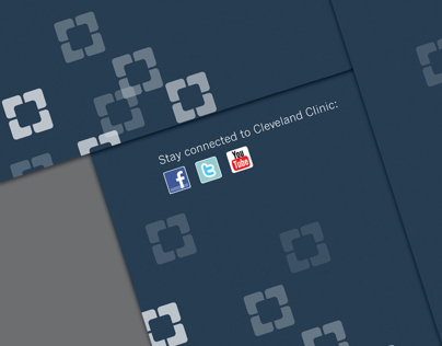 Cleveland Clinic Brochures
