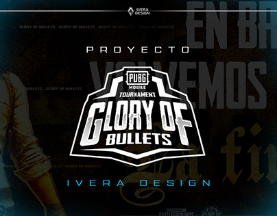 Proyecto Glory of Bullets - Ivera Design