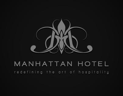 Manhattan Hotel Logo