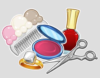 My Salon - Mobile Game