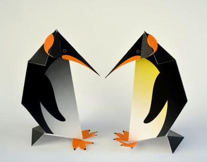 Penguin Shakers