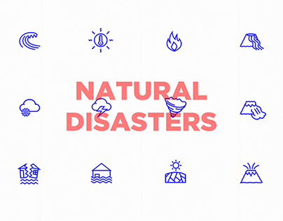 Natural Disasters - Iconography