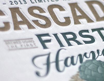 Cascade First Harvest: 2013
