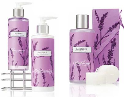 Lavender & Orange Blossom Procurement Gifting