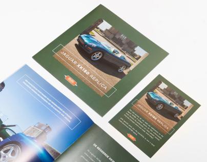 JePe Promotion Jaguar XK180