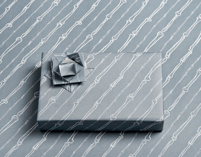 COMMONALITY WRAPPING PAPER