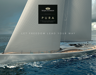 Royal Huisman | A Super Yacht Brochure