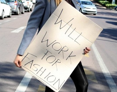 Will Work For Fashion