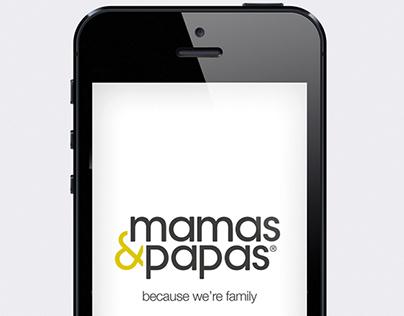 Mamas & Papas App