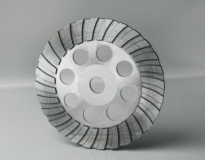 Metalic details modeling