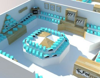 Design d'espace : salons