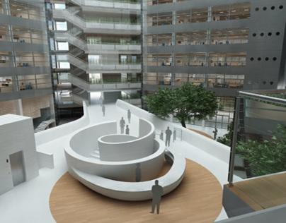 TF1, Atrium