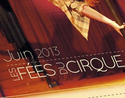 Fées du Cirque - Summer 2013