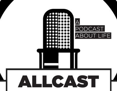 Branding: Allcast Podcast