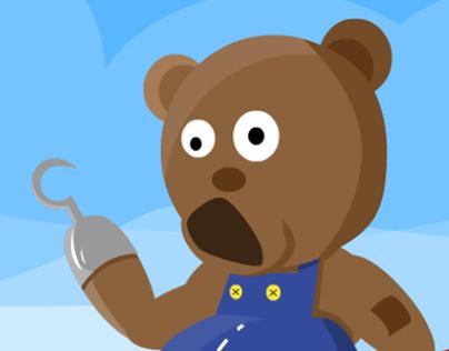 BrunoSpillet - iPad & Browser Game