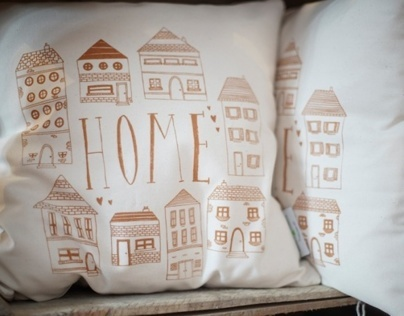 Cushion Cover Designs for The Green T House