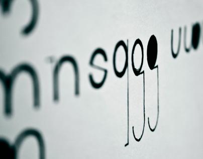 CORVIDAE (a typeface)