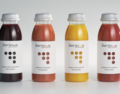 The Serious Food Company Packaging