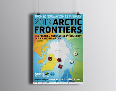 Arctic Frontiers 2013