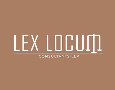 Lex Locum - Brand Identity & Website Design