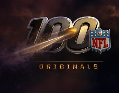 NFL 100TH HALLMARK