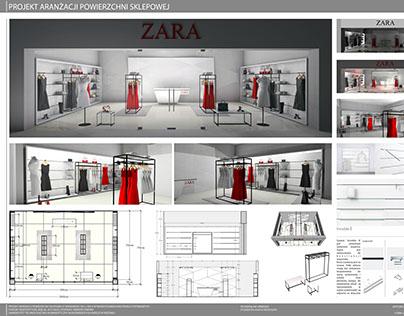 'Zara' Store