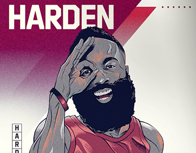 Adidas Basket Ball April 2020 Harden Vol. 4 Animations