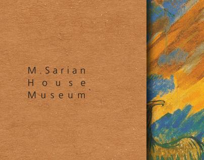 Memorial Museum of Martiros Saryan