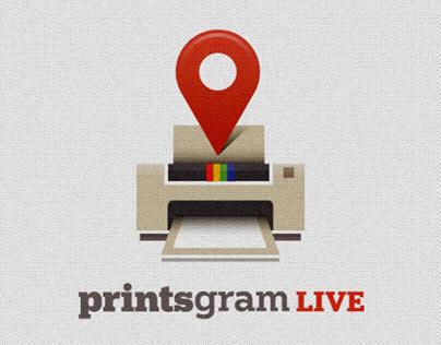 Printsgram Live Introduction Video
