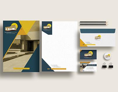 Branding y Diseño Web | Viviendas del Sol
