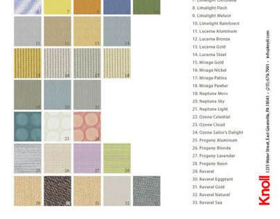 Knoll Textiles Version 2 Page 2