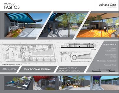 PASITOS - Centro Psicopedagógico - Tijuana BC