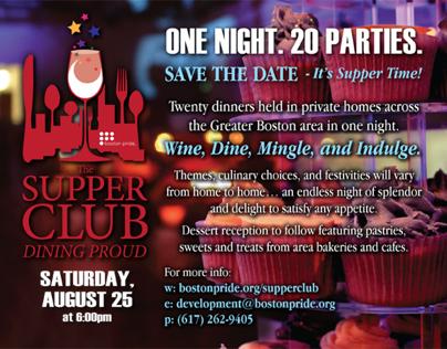 The Supper Club - Boston Pride