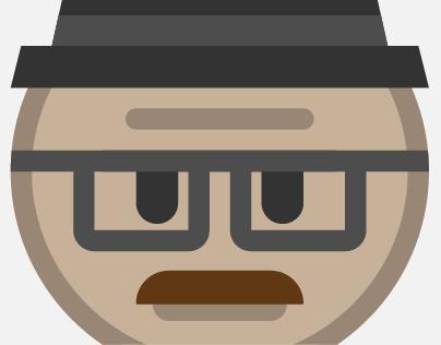 emoticons, breaking bad v1.0.