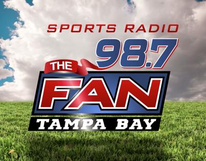 Tampa Bay Sports Fan 98.7