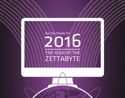 XO Communications: 2016: The Year of the Zettabyte