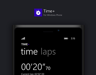 Time+ for Windows Phone