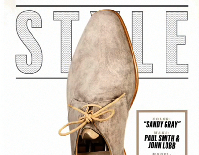 """Esquire, January 2013, """"The Style Guide"""""""