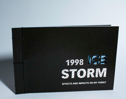 1998 ICE STORM: Effects and impacts on my family
